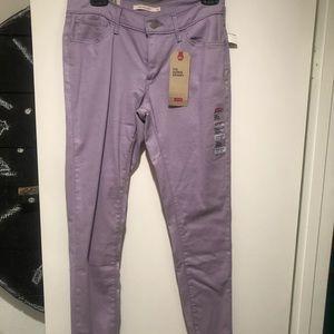 NWT Levi's 710 Super Skinny Women's Jeans